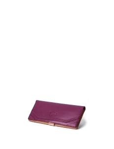 Meredith Beaujolais Long Wallet