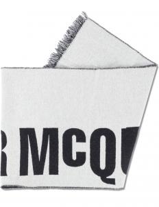 McQ New Logo Scarf