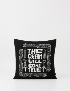 "DGTMB Pemburu ""Bacin"" (Bantal Cinta) The Dream Will Come True Pillow Cover"