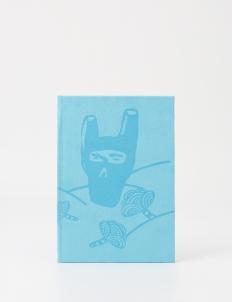 Blue DGTMB Notebook