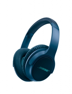 Blue Bose Headphone Soundtrue Around-Ear II - (Apple)