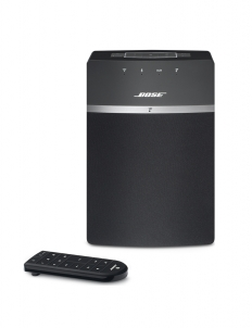 Black Bose Soundtouch 10 Wireless Music System