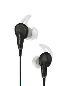 Black Bose Headphone QuietComfort QC20 - Apple Devices