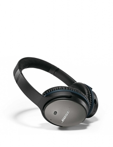 Black Bose Headphone QuietComfort QC25 - Apple Devices