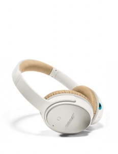 White Bose Headphone QuietComfort QC25 - Apple Devices