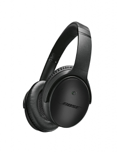 Black Bose Headphone QuietComfort QC25 - Triple Black Apple Devices