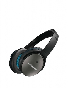 Black Bose Headphone QuietComfort QC25 - Samsung/Android Devices