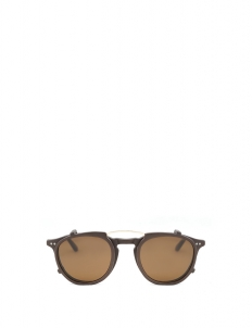 Matte Brown Isobu Sunglasses