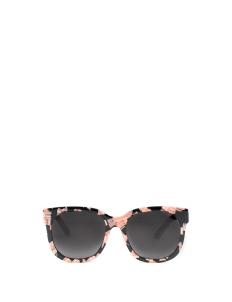 Black Pink Jiro Sunglasses