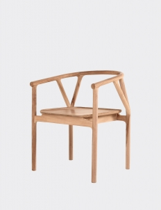 Wooden Anta Chair