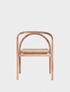 Wooden Naka Chair