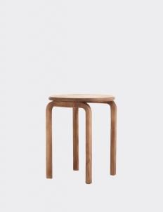 Wooden Dana Side Table