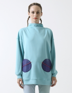 Planet Pockets Sweater