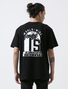 Black Worldwide T-Shirt