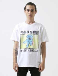 White S.C.O.Y T-Shirt