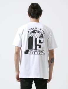 White Worldwide T-Shirt