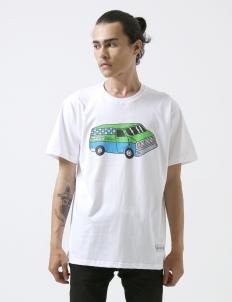 White Van Serice T-Shirt