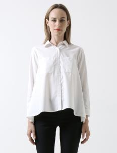 White Helen Shirt