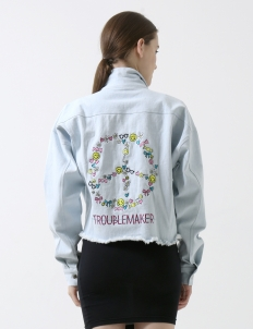 Peacemaker Denim Jacket