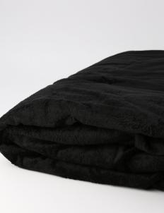 Bedcover In Black