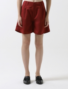 Red Weldel Shorts