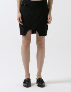 Black Marquist Skirt