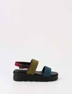 Rainbow Minora Sandals
