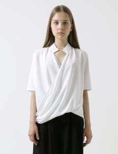 White Ronella Top