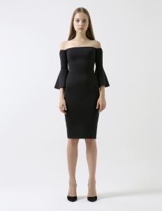 Black Ophelia Dress