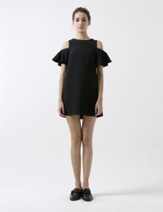 Black Miley Mini Dress