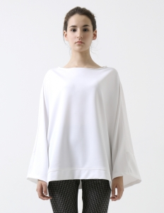 White Maximilian Sweater