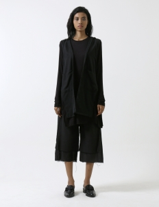 Black Manira Vest