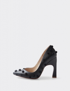 Black Allegra Pumps