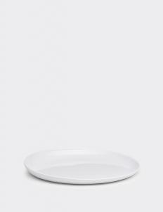Glossy White Eva Platter