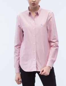 Oxford Tricolor Patch Classic Shirt