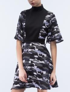 Landscape Keiko Dress