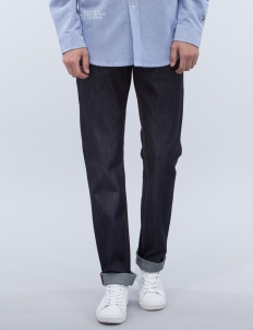 Single Wash Denim Jeans