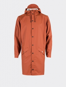 Rust Long Jacket