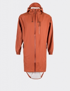 Rust Parka Coat