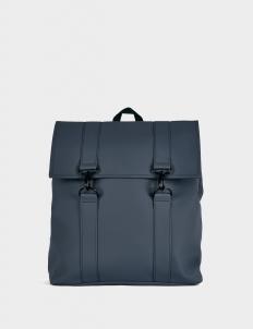 Blue MSN Bag