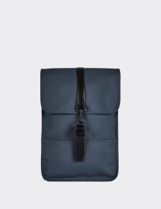 Blue Mini Backpack