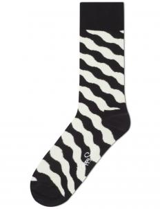 Wavy Polka Socks