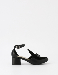 Black Lotta Heels