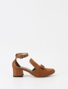 Brown Lotta Heels