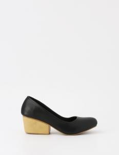 Black Naomi Heels