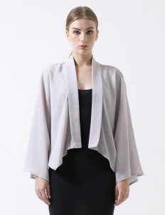 Light Gray Lucia Cardigan