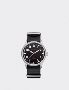Black Classic Pop-Pilot Watch