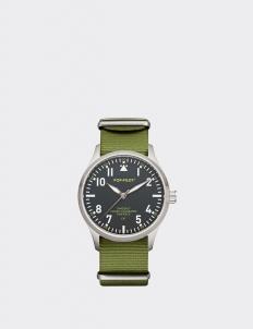 Olive Green Jungle Beats Pop-Pilot Watch