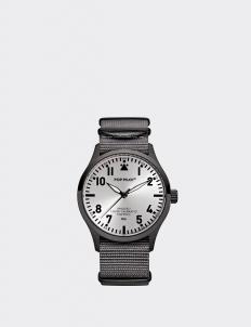 Dark Gray Monochrome Pop-Pilot Watch