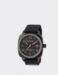 Black Matt Clubmaster Classic Acetate HMS Watch